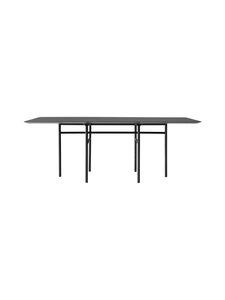 Menu - Snaregade-ruokapöytä 200 x 90 cm - CHARCOAL, BLACK | Stockmann