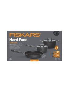 Fiskars - Hard Face Starter Set -kattila- ja paistinpannusetti - MULTICO | Stockmann