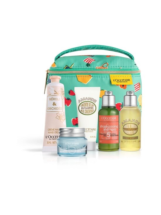Loccitane - Travel Vanity Summer Set -matkapakkaus - NOCOL | Stockmann - photo 1