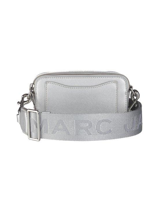 Marc Jacobs - The Snapshot DTM Metallic -nahkalaukku - 040 SILVER | Stockmann - photo 3