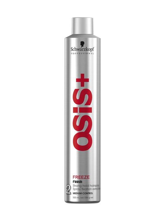 Schwarzkopf Professional - OSiS+ Freeze Strong Hold Hairspray -hiuskiinne 500 ml - null | Stockmann - photo 1