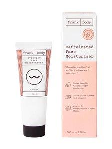 Frank Body - Caffeinated Face Moisturiser -kasvovoide 80 ml - null | Stockmann