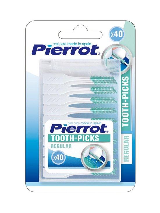 Pierrot - Rubber Toohpicks -kumiset hammastikut 40 kpl - VAR_1 | Stockmann - photo 1
