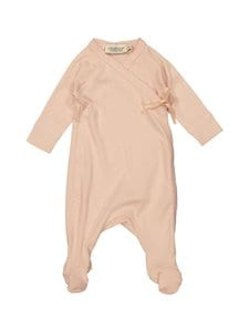 MarMar Copenhagen - Rubetta LS Jumpsuit With Closed Feet -potkupuku - 0410 ROSE | Stockmann