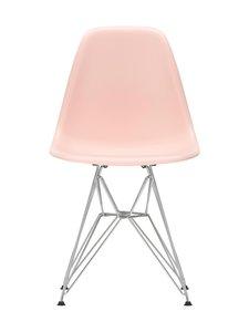 Vitra - Eames DSR -tuoli - 01 CHR/PALE ROSE 41 | Stockmann