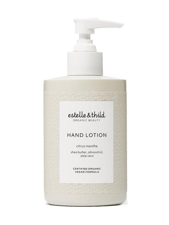 Estelle&Thild - Citrus Menthe Hand Lotion -käsivoide 250 ml - NOCOL   Stockmann - photo 1