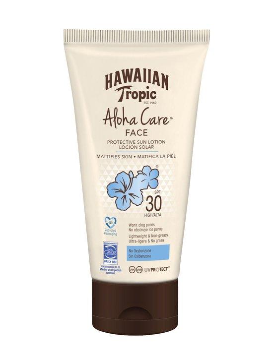Hawaiian Tropic - Aloha Care Face SPF 30 -aurinkovoide 90 ml - NOCOL | Stockmann - photo 1
