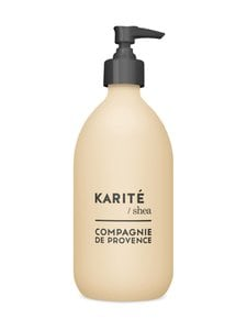 Compagnie de Provence - Karite Liquid Marseille Soap Shea Butter -nestesaippua 495 ml | Stockmann