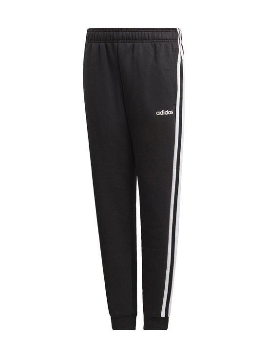 adidas Performance - Essentials 3-Stripes -collegehousut - BLACK/WHITE   Stockmann - photo 1