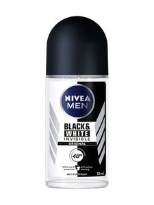 NIVEA MEN - Nivea Men Invisible For Black & White Original -antiperspirantti 50 ml | Stockmann