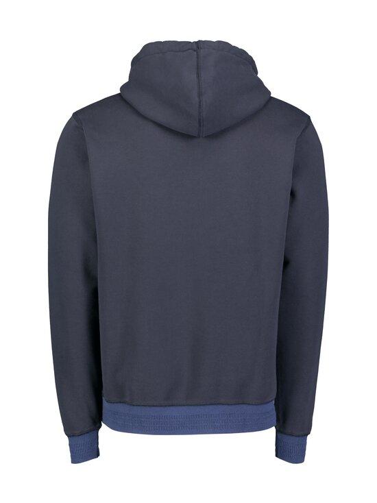 Tiger Jeans - Braim Patch Hoodie -huppari - 2T6 DEEP WELL | Stockmann - photo 2