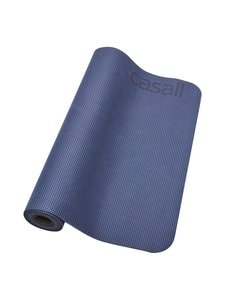 Casall - Travel Mat 4 mm -joogamatto - 573 DARK BLUE/GREY | Stockmann