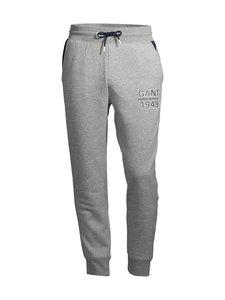 GANT - Sport Sweat Pants -collegehousut - 93 GREY MELANGE | Stockmann