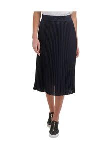 Dkny - Plise Skirt -hame - INDIGO QVX | Stockmann