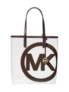 Michael Michael Kors - The Michael Logo tote -kassi - 200 BROWN | Stockmann