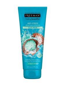 Freeman - Anti-Stress Dead Sea Minerals Clay Mask -kasvonaamio 175 ml - null | Stockmann