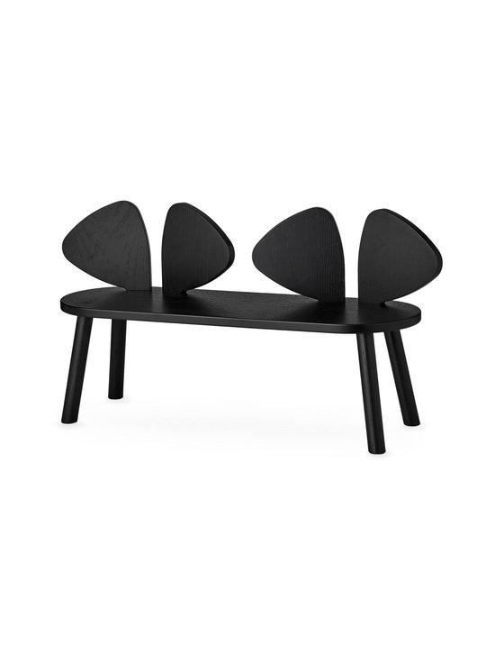 Nofred - Mouse-penkki 81 x 46 x 28 cm - BLACK | Stockmann - photo 1