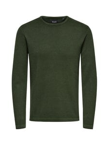 Only & Sons - ONSPANTER LIFE -neule - FOREST NIGHT   Stockmann