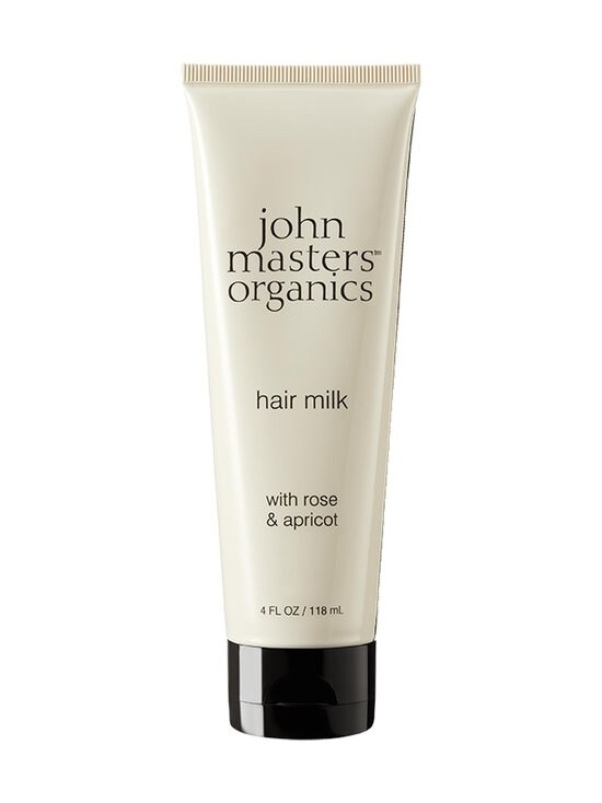 John Masters Organics - Rose and Apricot Hair Milk -hiuksiin jätettävä hoitoaine 118 ml | Stockmann - photo 1