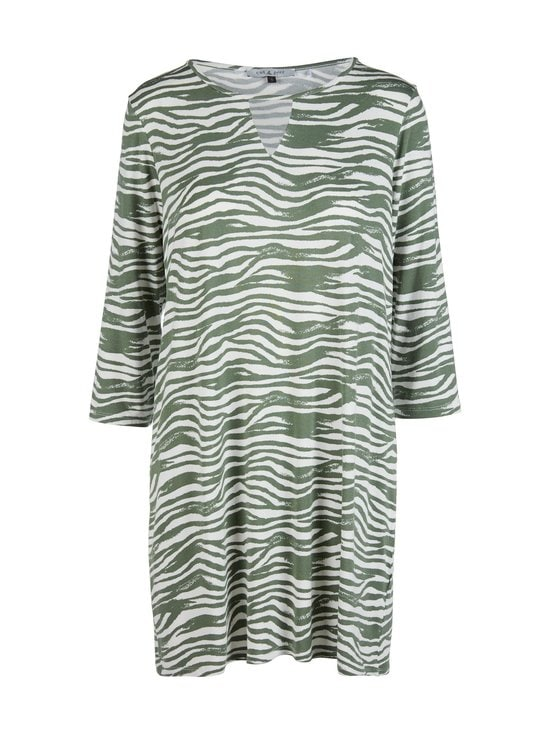 cut & pret - Celine-tunika - KHAKI ZEBRA PRINT | Stockmann - photo 1
