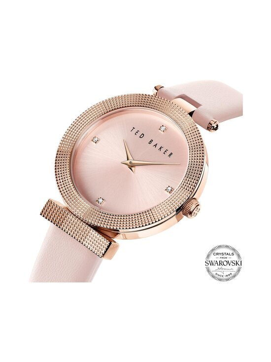Ted Baker London - Bow-rannekello - 57 ROSE GOLD-TONE | Stockmann - photo 2