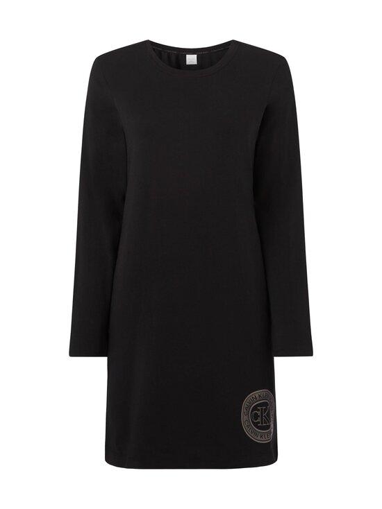 Calvin Klein Underwear - L/S Nightshirt -yöpaita - UB1 BLACK | Stockmann - photo 1