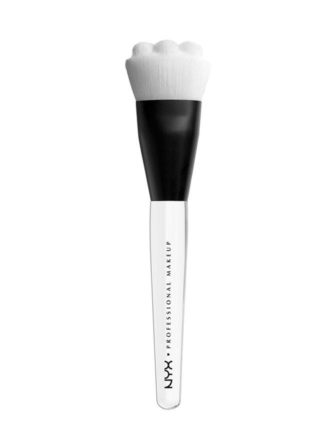 High Glass Face Primer Brush -meikkisivellin