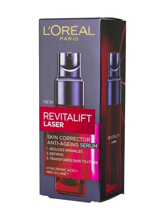 L'Oréal Paris - Revitalift Laserskin Corrector Anti-Ageing -seerumi 30 ml | Stockmann - photo 2