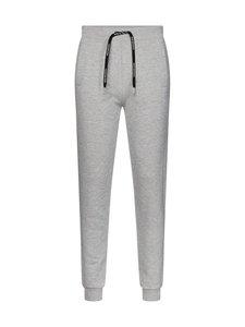 Calvin Klein Jeans - Embroidery Jogging -housut - P01 LIGHT GREY HEATHER | Stockmann