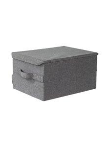 Bigso Box - Säilytyslaatikko - HARMAA | Stockmann