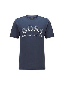 BOSS - logo T-paita - 410 NAVY | Stockmann