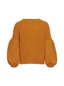 KIDS ONLY - KonLaysla Life L/S Pullover -puuvillasekoiteneule - MARMALADE | Stockmann
