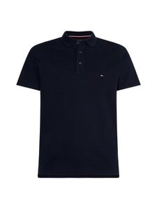 Tommy Hilfiger Tailored - Sophisticated Struct Slim Polo -pikeepaita - DW5 DESERT SKY | Stockmann