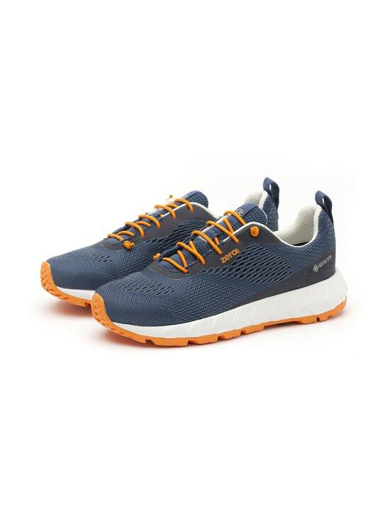 Zero°C - Helsfyr GTX Jr -sneakerit - 3531 NAVY/ORANGE | Stockmann - photo 1