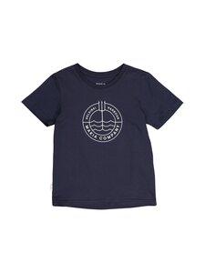 Makia - Trident-paita - DARK BLUE | Stockmann