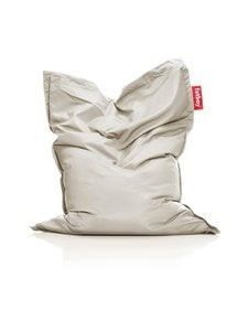 Fatboy - The Original Outdoor -säkkituoli - LIGHT GREY (VAALEANHARMAA) | Stockmann