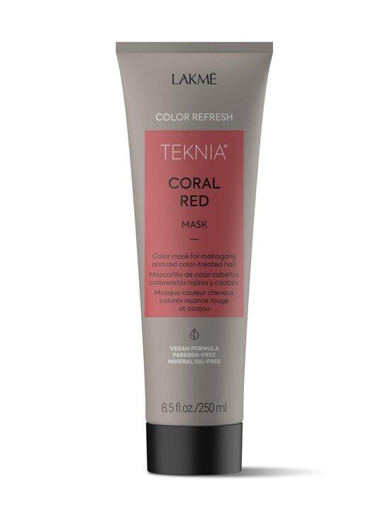 Lakmé - TEKNIA Refresh Coral Red Mask -hiusnaamio 250 ml - NOCOL | Stockmann - photo 1