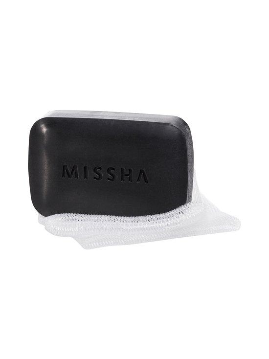 Missha - Black Ghassoul Foam Cleansing Bar -pesupala 80 g - NOCOL | Stockmann - photo 2
