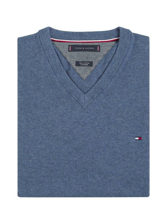 Pima Cotton Cashmere V-neck -neulepaita