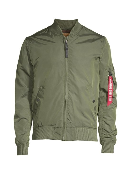 Alpha Industries - MA-1-takki - SAGE-GREEN 01 | Stockmann - photo 1