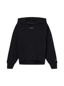 Calvin Klein Jeans - MICRO BRANDING HOODIE -huppari - BEH CK BLACK   Stockmann