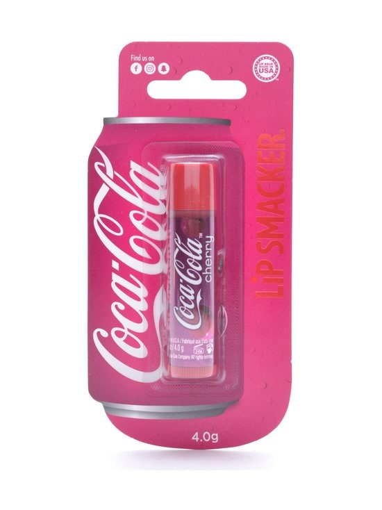 Lipsmacker - Coca-Cola Balm Cherry Single Blister -huulivoide 4 g - NOCOL | Stockmann - photo 1