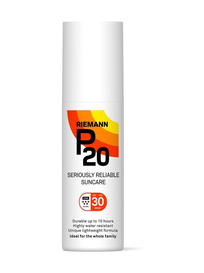 P20 SPF 30 -aurinkosuojasuihke 100 ml