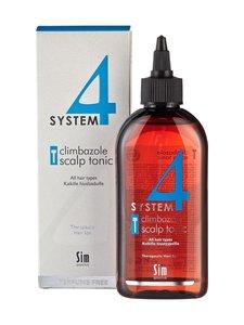 System 4 - Tonic-hiusvesi 200 ml | Stockmann