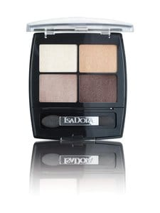 Isadora - Eye Shadow Quartet -luomiväripaletti - null | Stockmann