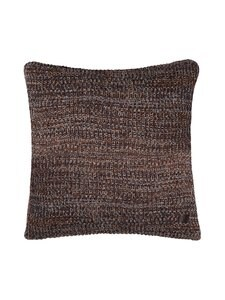 Marc O'Polo Home - Kuara-sisustustyyny 50 x 50 cm - BLUE/WARM PECAN | Stockmann