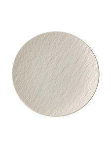 Villeroy & Boch - Manufacture Rock Blanc -lautanen 16 cm - WHITE   Stockmann