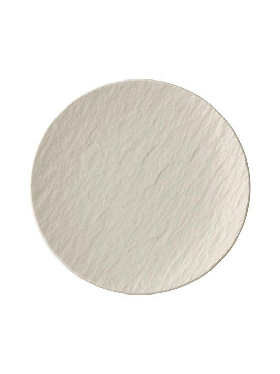 Villeroy & Boch - Manufacture Rock Blanc -lautanen 16 cm - WHITE | Stockmann - photo 1