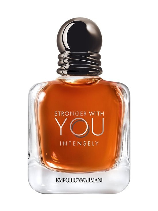 Armani - Stronger With You Intensely He EdP -tuoksu 50 ml - NOCOL | Stockmann - photo 1