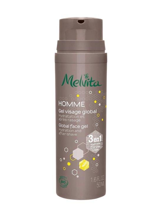 Melvita - Global Face Gel Men -kasvogeeli 50 ml - NOCOL | Stockmann - photo 1